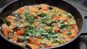 veggie sauce
