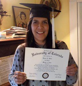 My Master's Diploma