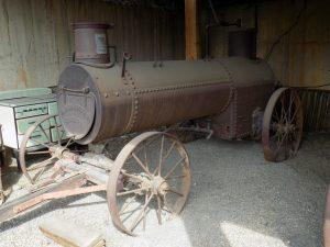 Mining artifact
