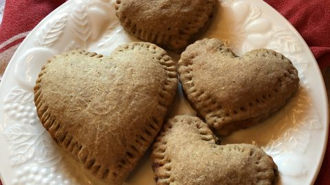 Sweetheart Vegan Calzones