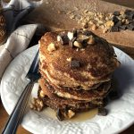 Dig into some Banana Bread Pancakes