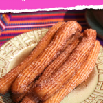 Pin these Vegan Churros