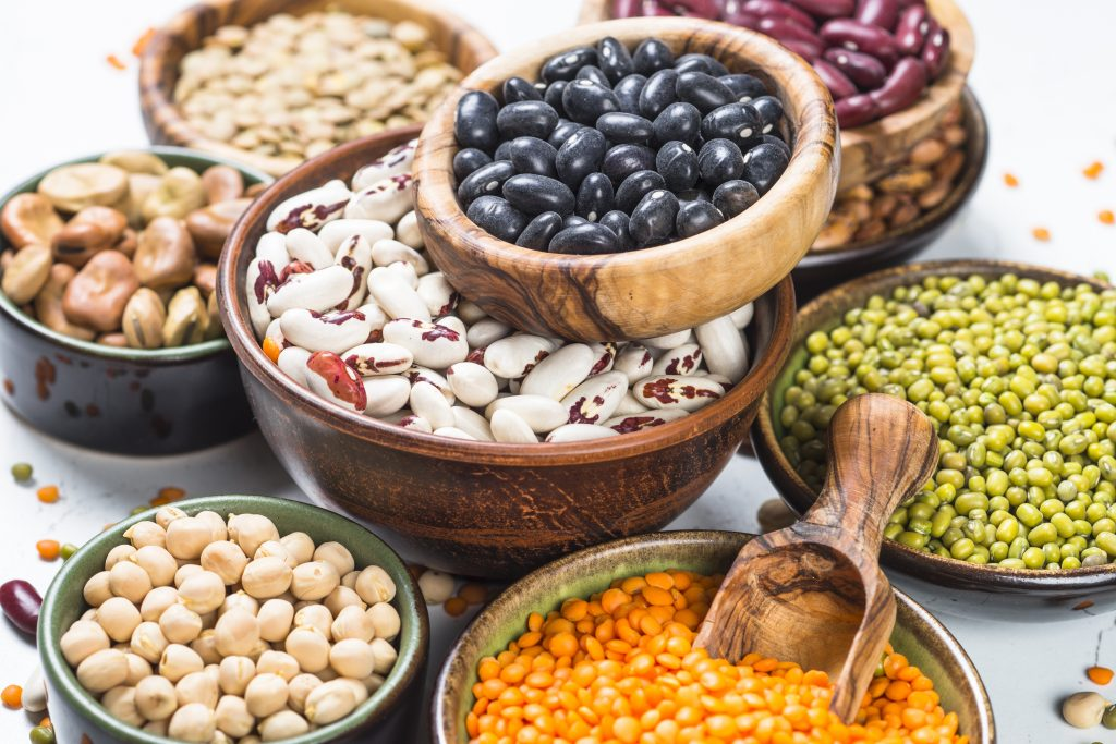 Beans are an excellent source of plant-based protein